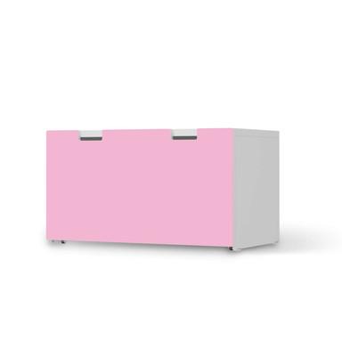 Möbelfolie IKEA Stuva / Malad Banktruhe - Pink Light