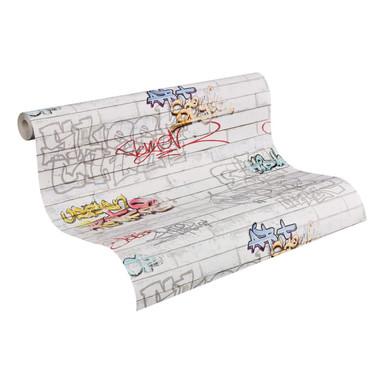 Mustertapeten A.S. Création Papiertapete Boys & Girls 4 Bunt, Weiss