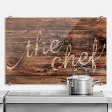 Spritzschutz - The Chef 02