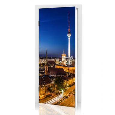 Türdeko Berlin Panorama - Bild 1