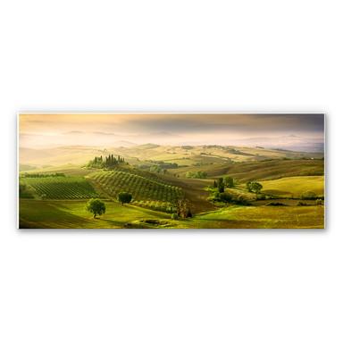 Wandbild Bratkovic - Podere Belvedere - Panorama