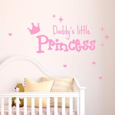 Wandtattoo Daddy's little Princess - Bild 1