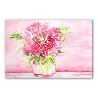 Acrylglasbild Toetzke - Bouquet for Mavis