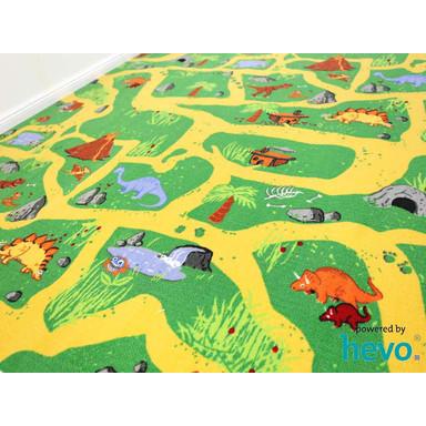 Dinosaurier HEVO ® Teppichboden