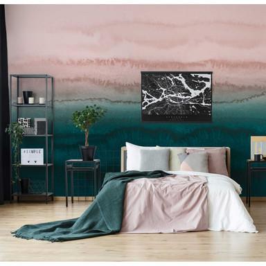 Livingwalls Fototapete ARTist Within the Tides Gezeiten beige, grün - Bild 1