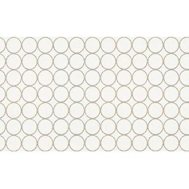 Mustertapeten Architects Paper überstreichbare Vliestapete Pigment Quarzit Weiss, überstreichbar