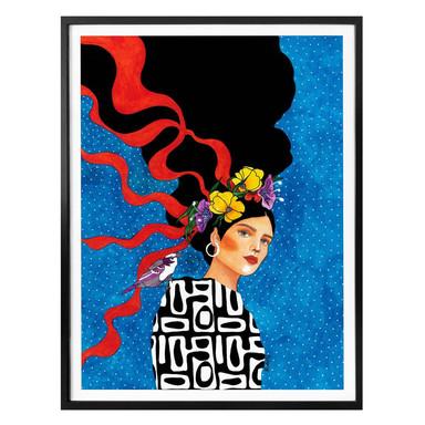 Poster Hülya - Zusammen