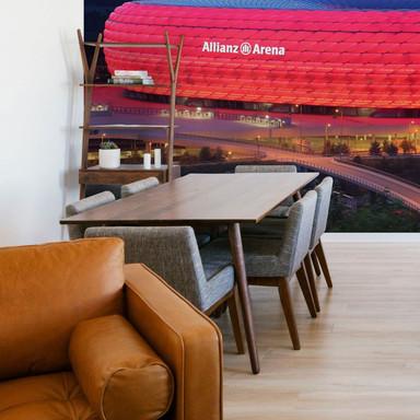 Fototapete Vliestapete Bayern München Allianz Arena (Rolle)