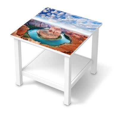 Möbel Klebefolie IKEA Hemnes Tisch 55x55cm - Grand Canyon- Bild 1