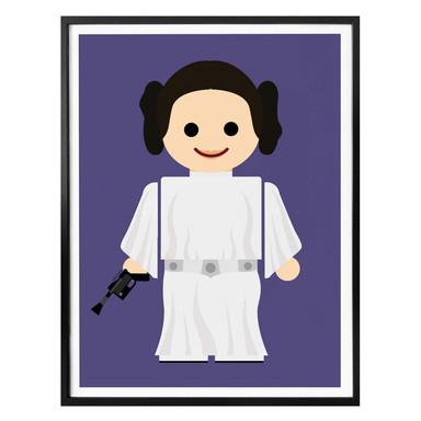 Poster Gomes - Princess Leia Spielzeug