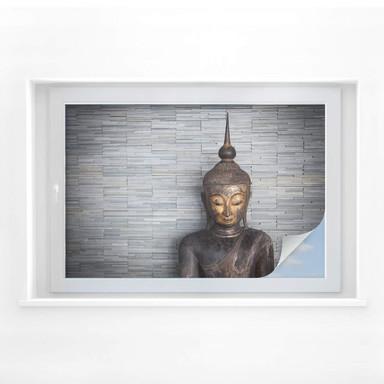 Sichtschutzfolie Thailand Buddha