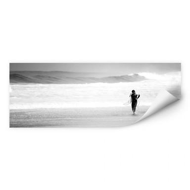 Wallprint Surfing