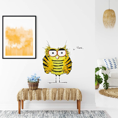 Wandtattoo Hagenmeyer -Tiger