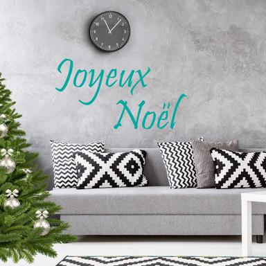 Wandtattoo Joyeux Noël