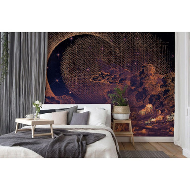 Architects Paper Fototapete Atelier 47 Moon Sky Himmel