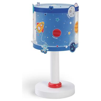 Kinderzimmer Tischleuchte Planets fluoreszierend E14