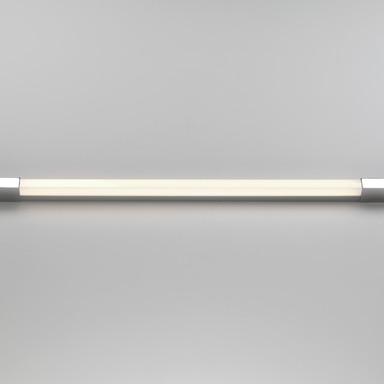 LED Spiegelleuchte Romano in Chrom 19.6W 1028lm IP44 1200mm