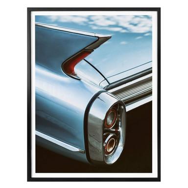 Poster Ochlich - Oldtimer Reflection