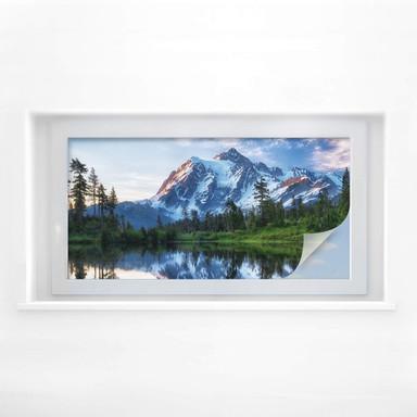 Sichtschutzfolie Papp - Mountain Wilderness