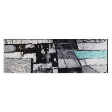 Wash&Dry Fussmatte Lebenswege 60x180cm