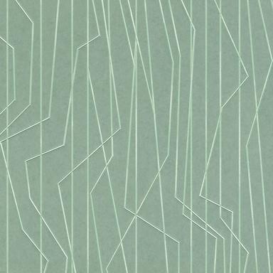 A.S. Création Vliestapete Emotion Graphic Tapete gestreift grafisch grün