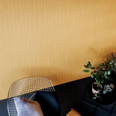 Anaglypta® Folded Paper Luxuriöse strukturierte Vinyltapete überstreichbar, weiss