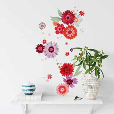 Wandtattoo Blanz - Blütentraum