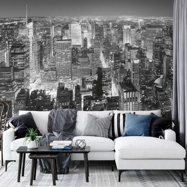 Fototapete Papiertapete Midtown New York - 366x254cm