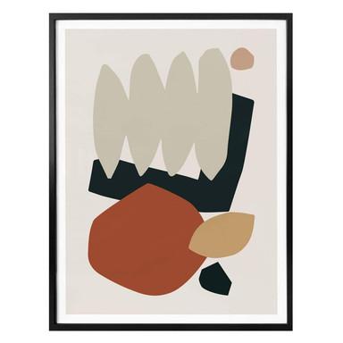 Poster Orara Studio - Abstract Sand