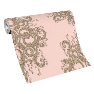 ELLE Decoration Vliestapete rosa