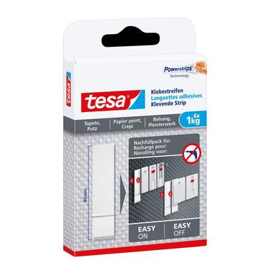 tesa® Klebestreifen Tapete & Putz, 1 kg - Bild 1