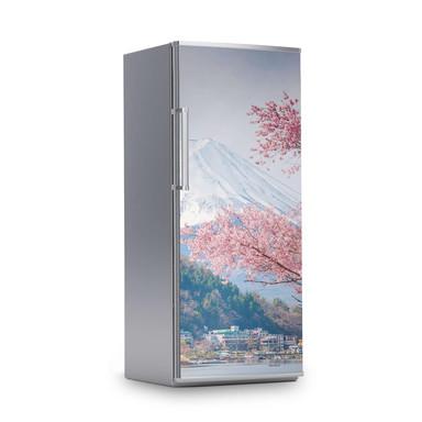 Kühlschrankfolie 60x150cm - Mount Fuji- Bild 1
