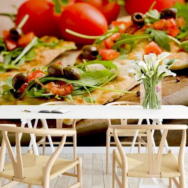 Fototapete Pizza all'Italiana