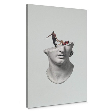 Leinwandbild Léon - Get out of my head
