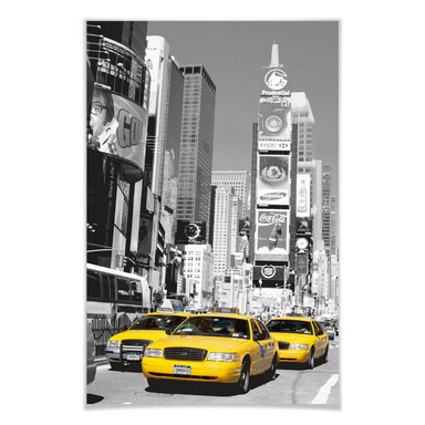 Giant Art® XXL-Poster Times Square - 115x175cm