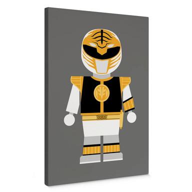 Leinwandbild Gomes - Power Ranger Spielzeug