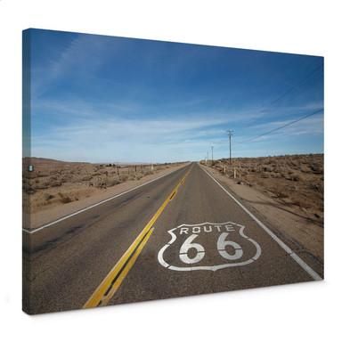 Leinwandbild Route 66