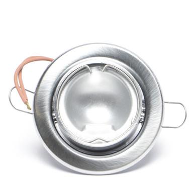 NV-Einbaustrahler G4/max.20W mattchr. - 204603