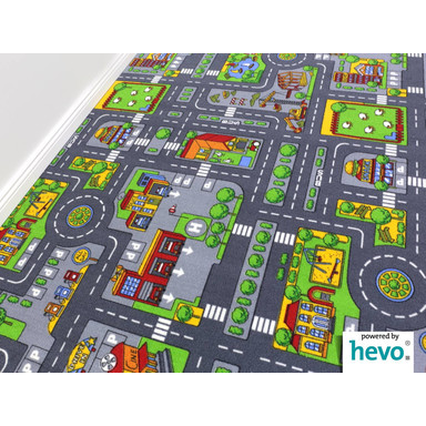Stadt Mix Teppichboden