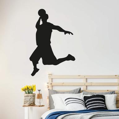 Wandtattoo Handballer 1