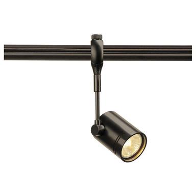 Easytec II Leuchtenspot Bima, GU10. 1-flammig, schwarz