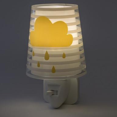 LED Kinderzimmer Nachtlicht Feeling in Grau E14