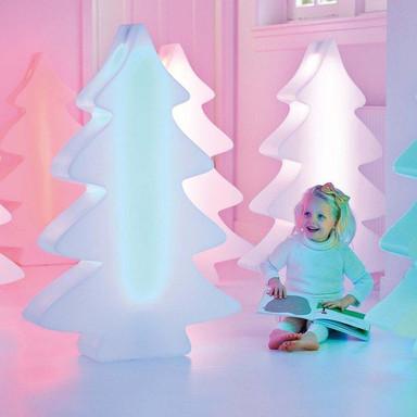 LED Baum Lumenio in Weiss RGB 820x540x140mm