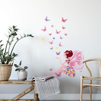 Wandsticker Petunia Wunderpracht