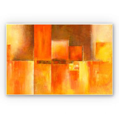 Wandbild Schüßler - Amarna