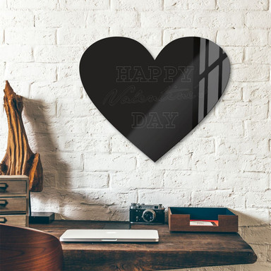 Acryldeko Happy Valentine's Day