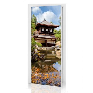 Türdeko Japanischer Tempel 2 - Bild 1
