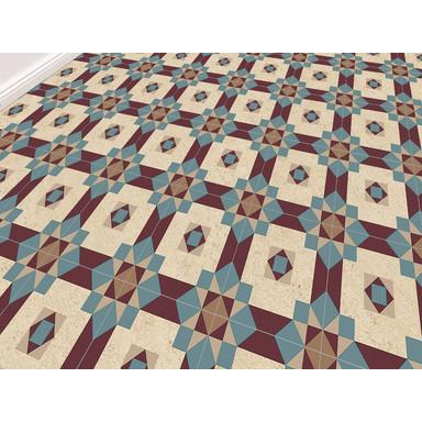 Vinyl-Designboden JOKA 633 | Churchill Design 265
