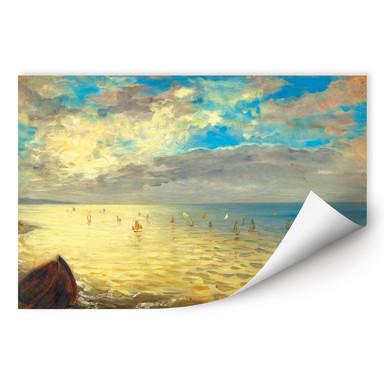 Wallprint Delacroix - Das Meer