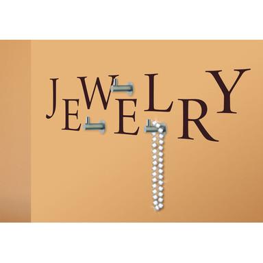 Wandtattoo Jewelry